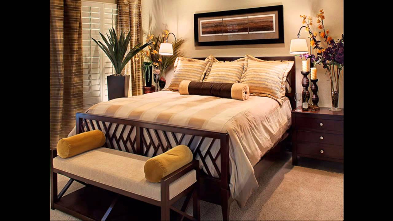 Wonderful Master bedroom decorating ideas - YouTube on Room Decor Pictures  id=45104