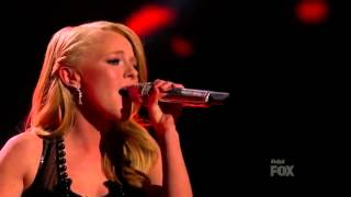 Hollie Cavanagh- Bleeding Love(Leona Lewis) American Idol Season 11 Top 5