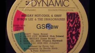 Byron Lee & The Dragonaires-Shaft