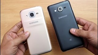 Samsung Galaxy J2 Ace Vs J2 2016 Detail Comparison II Hindi