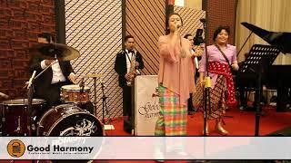 Jingga - Tentang Aku (Fe Utomo, Kartika Jahja, Good Harmony) Live