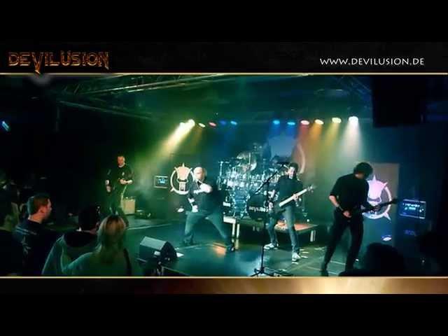 DEVILUSION EP - INTRUDER STUDIO VERSION -