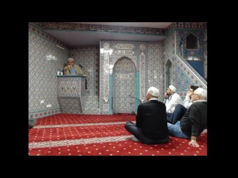 Hamburg Yeni Beyazıt Camii İmamı Neyzen Hafız Osman Çelik ve Fatih Aksay Mevlid Kandili 2018