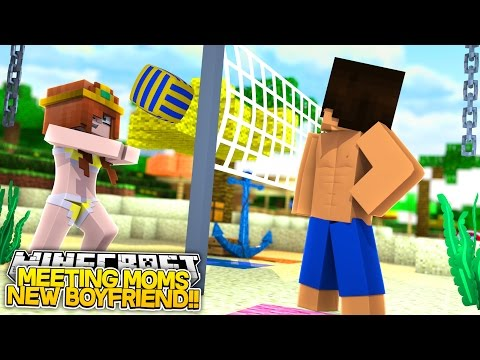 MOM INTRODUCES ME TO HER NEW BOYFRIEND HARRY!! w/Little Carly and Little Kelly (Minecraft Roleplay)