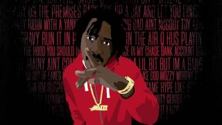 Mozzy Type Beat 2017 - MONEY BACK (Prod By @THEDROP916)