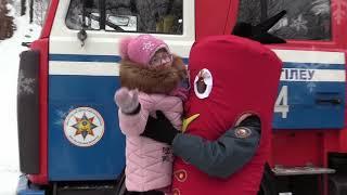 Городской праздник в Подникольском парке. Могилев 27.12.2018