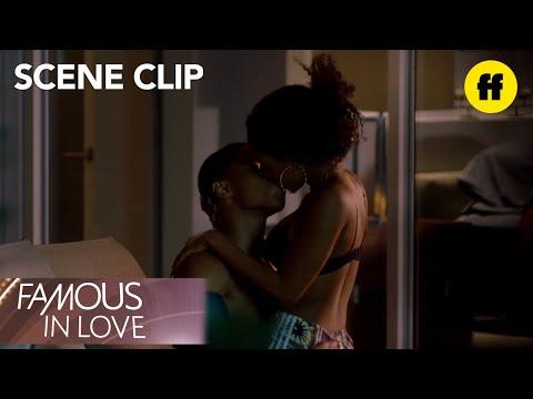 Famous in Love   Season 1, Episode 5: Tangey and Jordan Get Steamy   Freeform