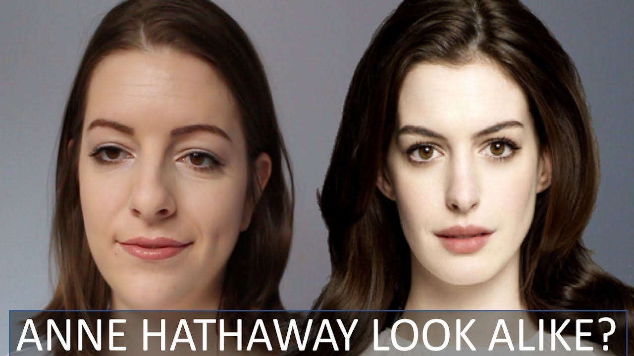Anne Hathaway Inspired Makeup Look Maggie Fowler Youtube