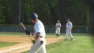 Freehold Twp  turns two thanks to baserunner interference