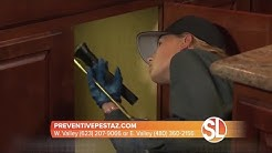 Preventive Pest Control's mission is to eradicate all those creepy, crawly pests!