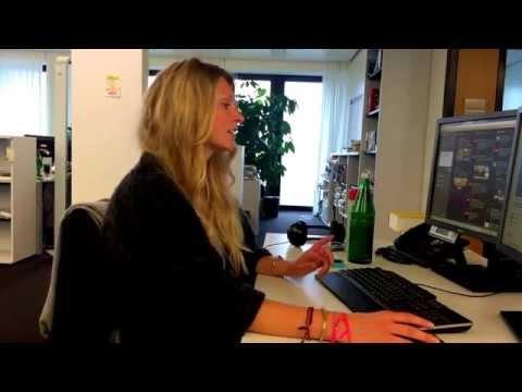 Stephanie Beisch, Social Media, über Nepal und die Deutsche Bank.