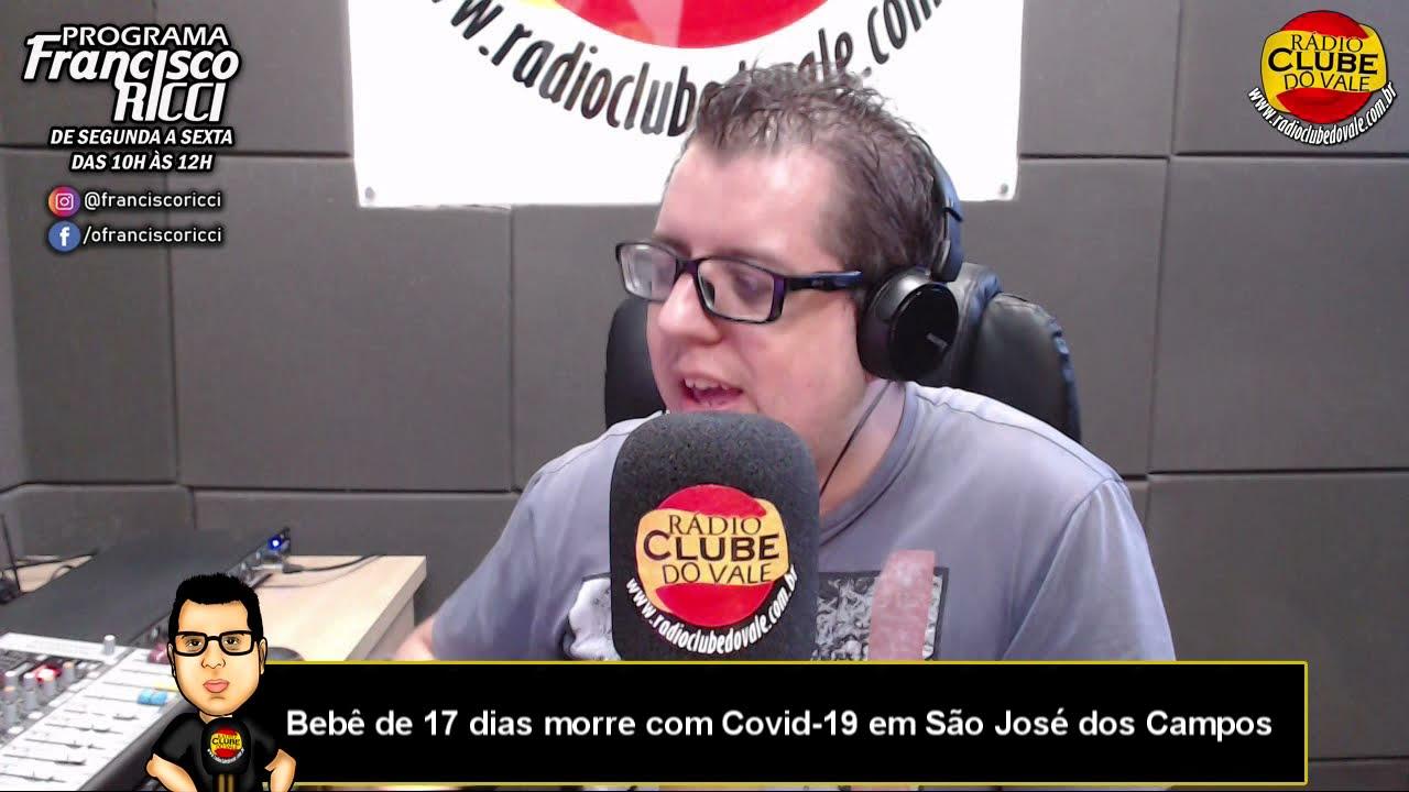 Bebê de 17 dias morre com Covid 19 em São José dos Campos