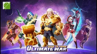 Ultimate War Hero TD Game - Android Gameplay FHD