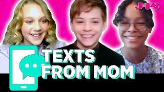 Secrets of Sulphur Springs Cast Read Texts From Mom