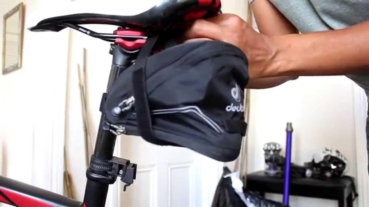 Deuter Saddle Bag II Review