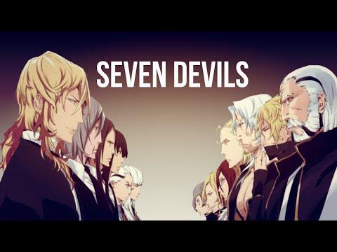 Noblesse-Seven Devils