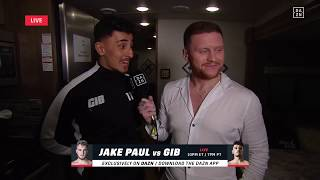 AnEsonGib Gives Final Thoughts Ahead Of Fight Against Jake Paul