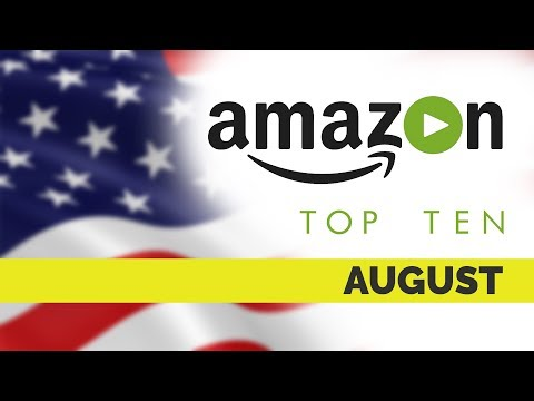 Top Ten movies on Amazon Prime US for August 2017