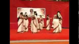 Thiruvathirakali - Kaithapoo manamenthe/vira virada