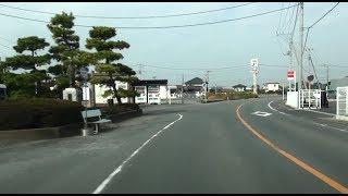 埼玉県道60号 01 羽生外野栗橋線 栗橋→外野→羽生 車載