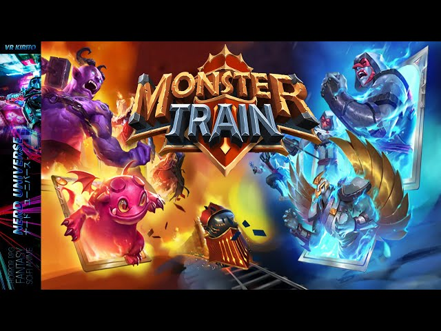 Monster Train | Eine Mischung aus Deck Builder & Tower Defense ☬ Gamepass Check [Deutsch]