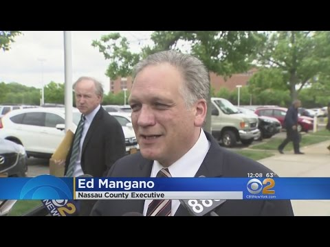 Nassau County Executive Appears In court