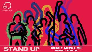 Masego & The Bonfyre - Mercy Mercy Me [Official Visualizer]