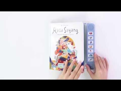 Rasa Sayang Sing and Record Fun Book Instruction Video