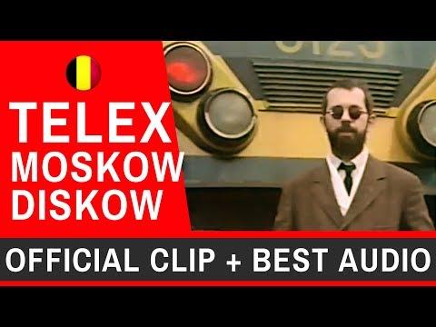 TELEX – MOSKOW DISKOW 1979 best audio quality