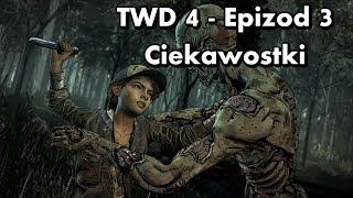 The Walking Dead: The Final Season - Ciekawostki - Epizod 3