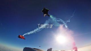 Wingsuit – Smoke Carving