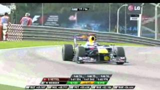 Formula 1 2010 - Malaysian Grand Prix Race Edit