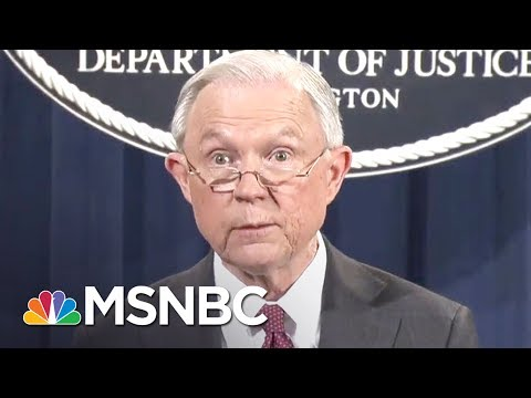 Thumbnail: Intercepted Intel: Sessions Discussed Donald Trump Campaign With Russian | The Last Word | MSNBC