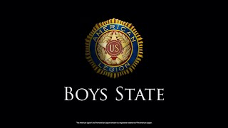 American Legion Boys State: A week that shapes a lifetime