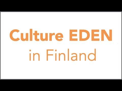 Culture EDEN in Finland 2017 -kilpailu