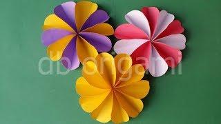 Origami Easy   Origami Flower Tutorial db origami flower