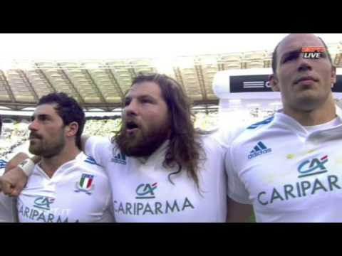 adidas - Sport Production for Rugby 6 Nations - ITALY vs FRANCE