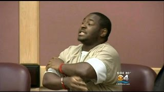 Accused Rapist Lashes Out In Court Over Plea Deal