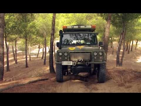 "Video de recuperacion de vehiculos ""OFF-ROAD"" (UME)"