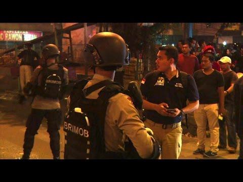 Indonésie: attentat dans un terminal de bus de Jakarta