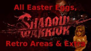 Shadow Warrior (2013) ALL Easter Eggs (HD)