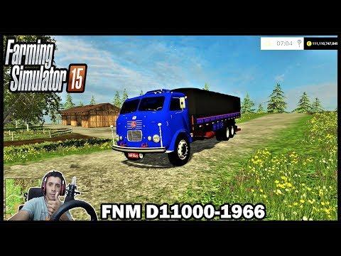 Farming Simulator 15 Caminhão FNM D 11000-1966