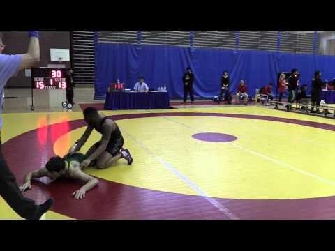 2015 Canada West Championships: 82 kg Geno Poirier vs. Jasmit Phulka