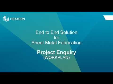 End to End Solution for Sheet Metal Fabrication   Hexagon