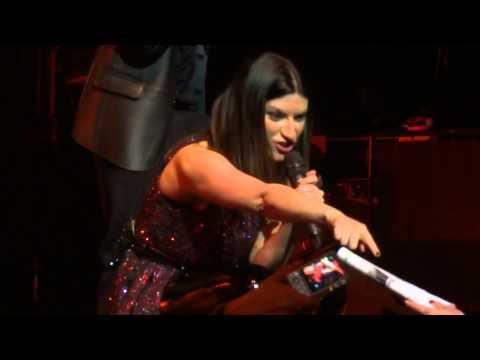 Laura Pausini - The Greatest Hits World Tour - Un'Emergenza D'Amore - São Paulo - 20/02/2014