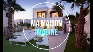 A vendre magnifique villa, sa piscine sur la Costa Blanca en Espagne