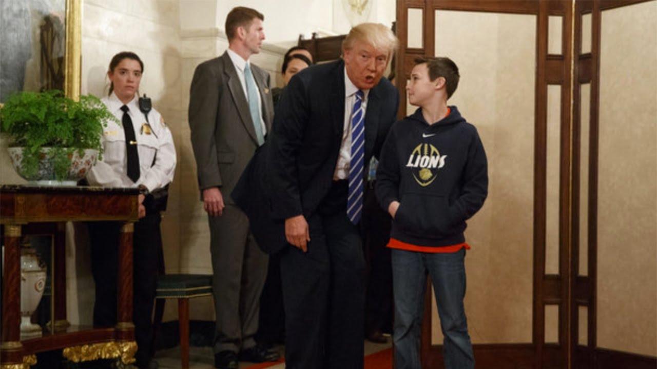 Image result for trump room boy