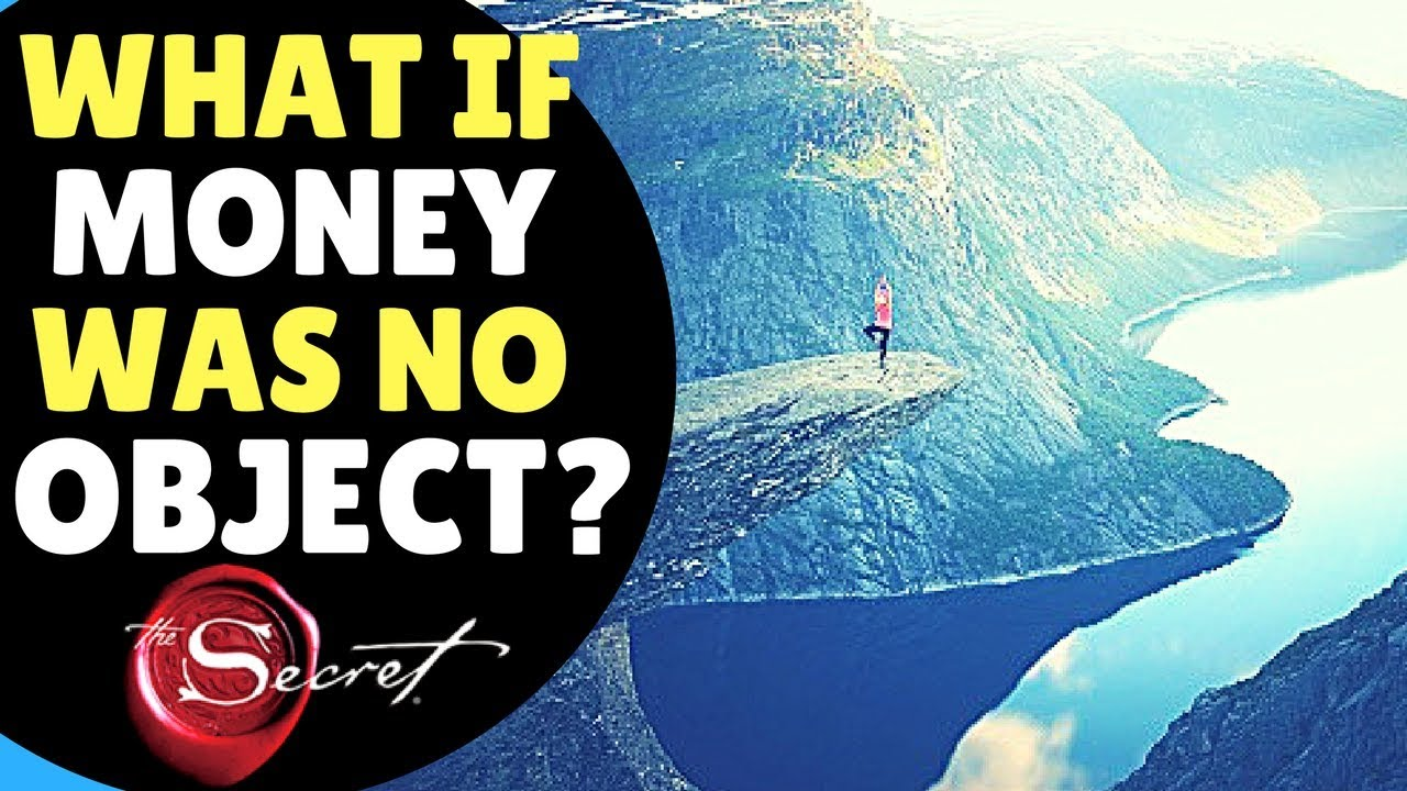 f7cf6ae95d WHAT IF MONEY WAS NO OBJECT  - Alan Watts (Law of Attraction) - YouTube
