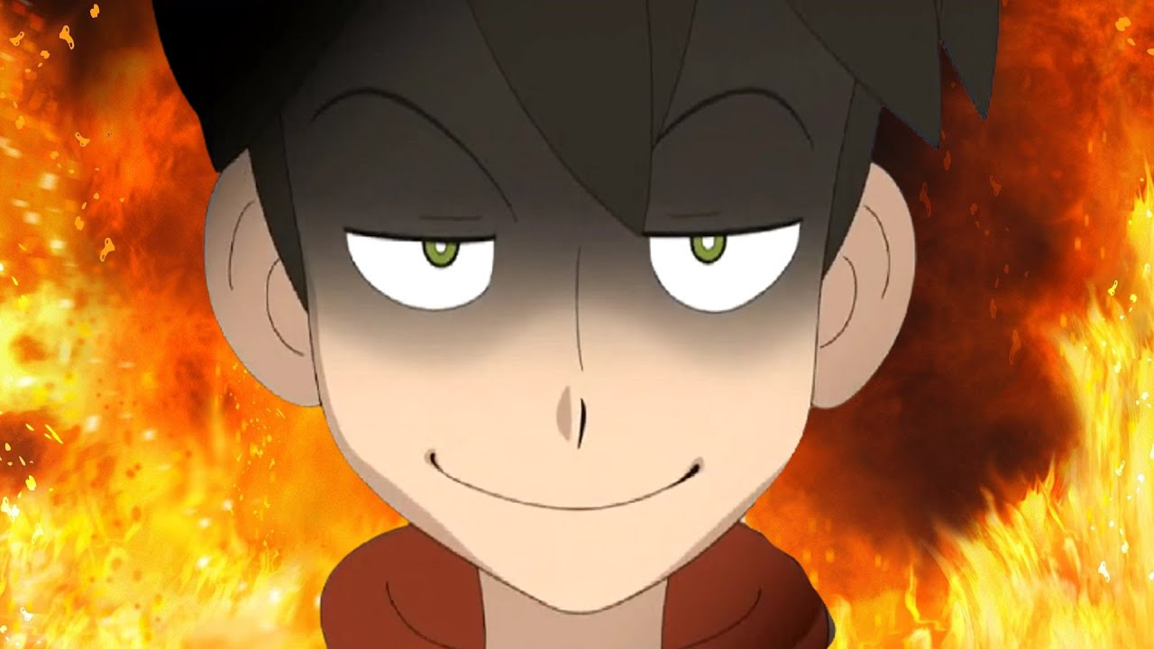 Download Talking About Pokemon Anime Character - Shamus - My Favorite One-Shot Character