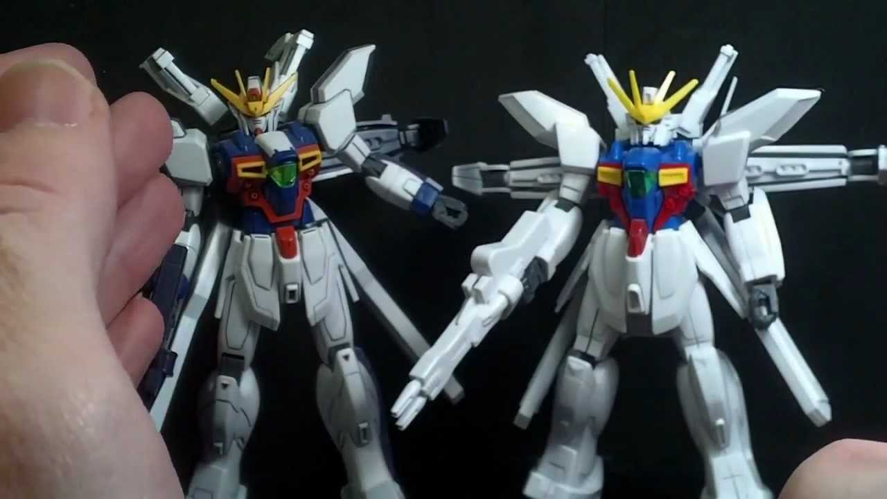 18 Gundam X Hg You Never Seen Before